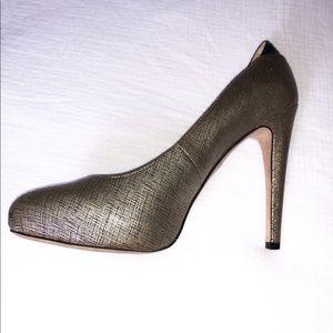 Sam Edelman metallic heels